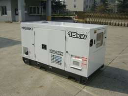 Brand New 15KW/18.75KVA,Three Phase,standby Power Generator for SALE!!