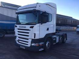 Scania trailor for sale