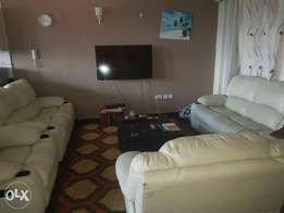 Ngong road 1 bedroom furnished apartment for rent perday