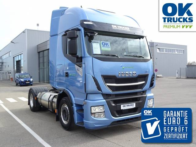 Iveco Stralis AS440S40T/P LNG - 2017