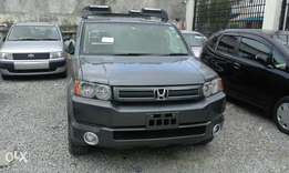 Honda crossroad fully loaded kcn with sun roof