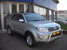 2010 TOYOTA FORTUNER V6 4.0 A/t 153000km R224950