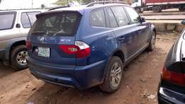 Very Clean Registered BMW X3 3.0i