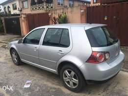 Sharp 08 golf 5 tokunbo