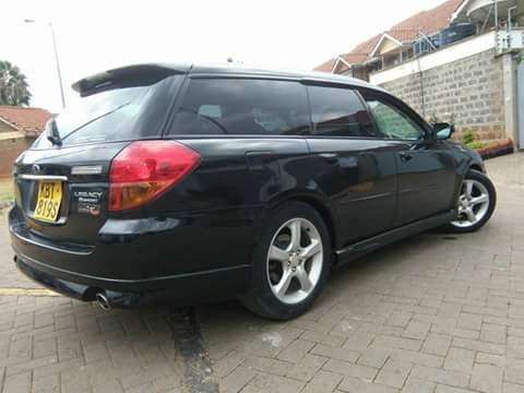 Subaru legacy non turbo very clean at 795neg trade in accepted Madaraka - image 2