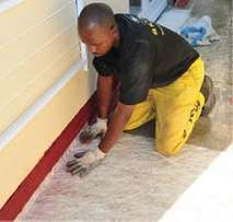 we offer all waterproofing services