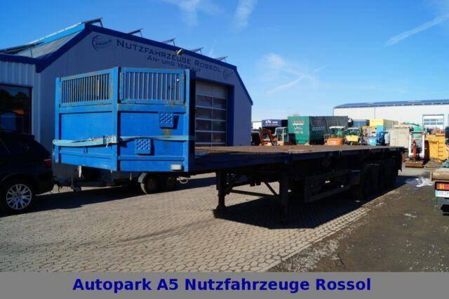 Schmidt SP 37,6 E/12,8 Stahltransport Lenk ausziehb. - 2001