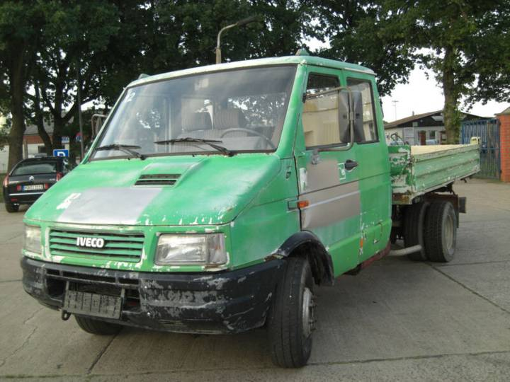 Iveco 59-12 turbo daily kipper - 1994