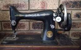 1936 Singer sewing machine for sale