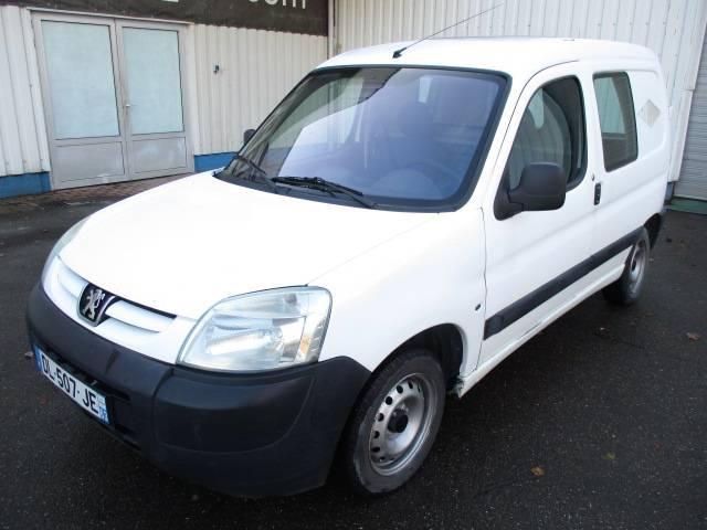 Peugeot Partner 2.0 HDI, Airco - 2005