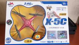 New X-5C Drone with Camera Attached