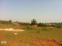 Plots of land for sale in Nalugala-Garuga road,3kms off Entebbe road