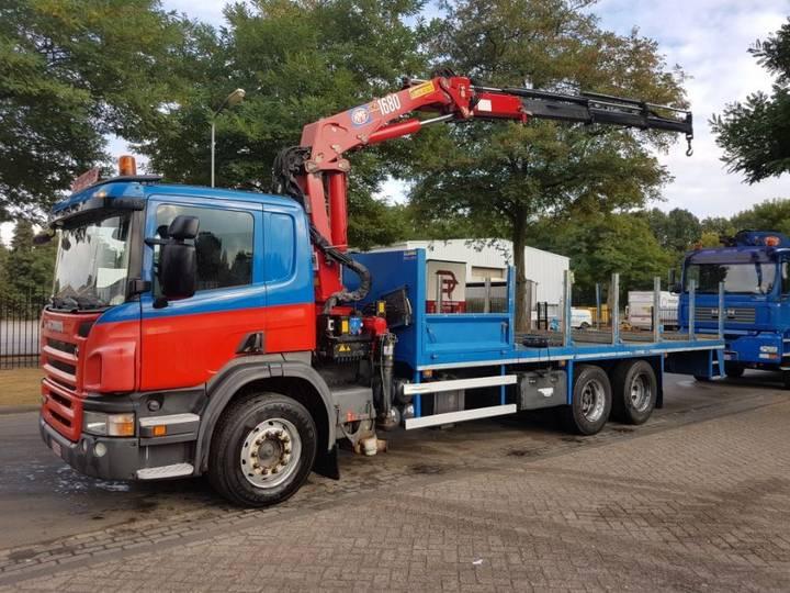 Scania P 310 GRUA - 2009