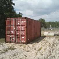 40 Foot Storage Category Used Container