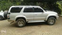 Toyota Hilux surf petrol Auto with sunroof