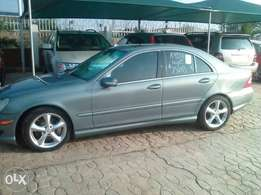 2007 Mercedes-Benz C230 Sport V6(Direct From USA/Accident Free Tokunbo