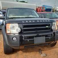 Land Rover LR3.2007. Direct tokunbo