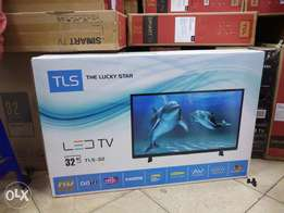 New TSL 32inches digital led TV with inbuilt free channels