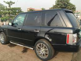 Range rover vogue up for sale urgently