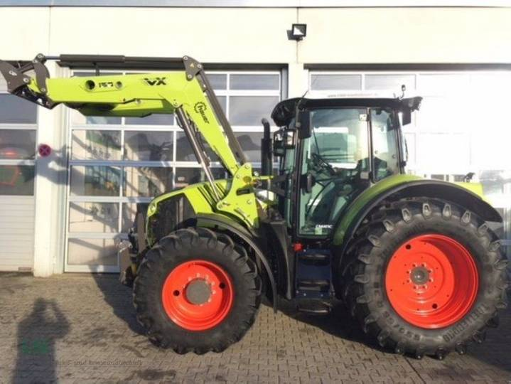 Claas arion 550 cmatic - 2015 - image 4
