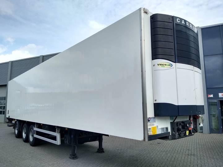 Van Eck 3-Assige Koeloplegger / Stuuras / Laadlift / Vector / Top... - 2007