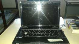 Toshiba satelite used with touchpad and intermittent power faults Ok
