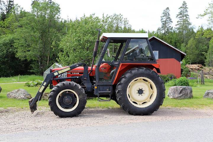 Zetor 7045 - 1984