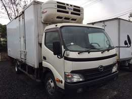 Hino Dutro Refrigerated Truck (Hire Purchase accepted)