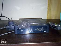DSTV console and dish for sales