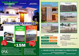 Stonehenge Estate Phase 1 - Lands for Sale