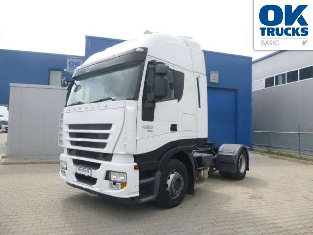 Iveco Stralis AS440S46TP/E