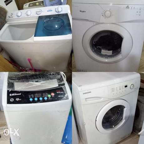 Washing machine sale