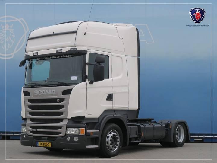 Scania R450 LA4X2MEB   MEGA   Lowdeck   Navi   SCR-only - 2017