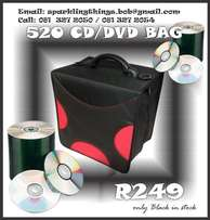 520 CD / DVD bag - Brand New