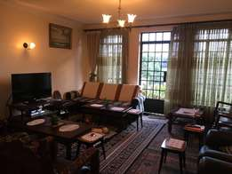 Exclusive 2 bedroom fully furnished and serviced apartment Westlands