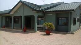 4 bedrooms house self compound at East Legon (major)