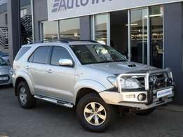 2007 Toyota Fortuner 3.0 D4D 4x4