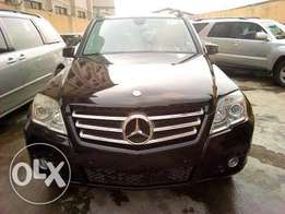 Mercedes Benz GLK 350 Black Colour 2011 Model