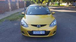 Mazda 2 in very good condition/ Accident free