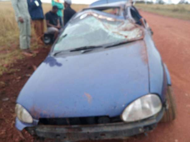 Car for stripping engine in running condition and original factory lea Kriel - image 2