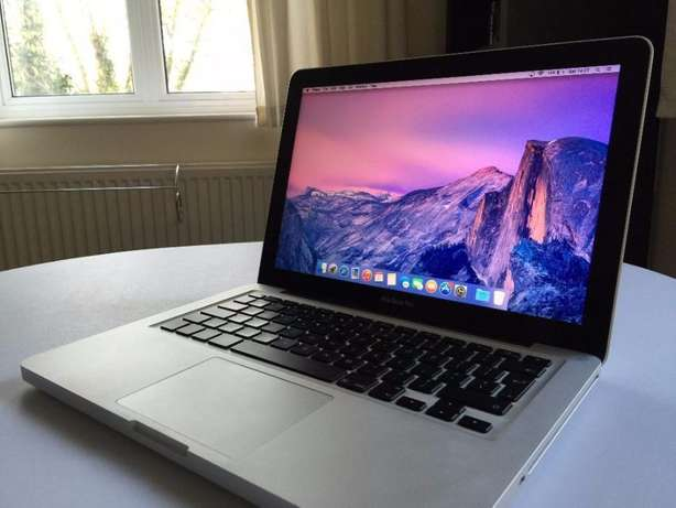 "Macbook Pro 13"" core i5 2.4 ghz Nairobi CBD - image 1"
