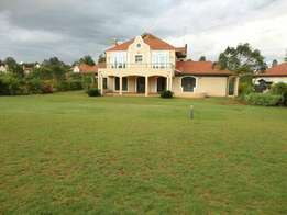 Old Runda 5Bedroom Magnificent Executive Villa+Guest Wing on a ½acre.