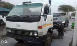 Toyota Dyna 7145 chassis cab