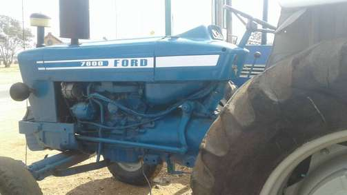 Ford Tractors In South Africa Value Forest