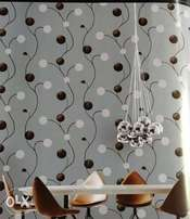 Super durable and affordable wall papers.