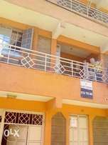 Two bedroom house on eastern bypass to let in utawala 15k