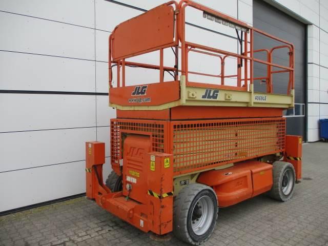 JLG 4069le - 2008