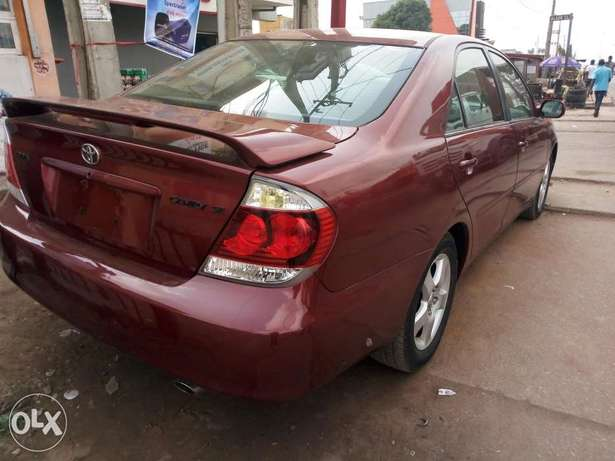 Tincan Cleared 2005 Toyota Camry Sport Edition Big Daddy Ifako Agege - image 8