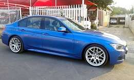 2014 BMW 3 Series 320D Automatic Still In Very Good Condition For Sale