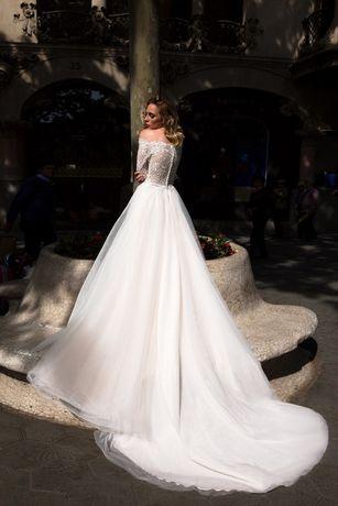 Весільна сукня Pollardi Ida Torez 2018  220   - Весільні сукні Луцьк ... 0d011f0b7c132